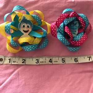 Other - Inside out hair bows